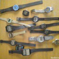 Recambios de relojes: LOTE RELOJ CUARZO HONG KONG AÑOS 80 NO FUNCIONA. Lote 204603628