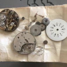 Recambios de relojes: PIEZAS PARA RELOJ BOLSILLO-LOTE 263. Lote 205589035