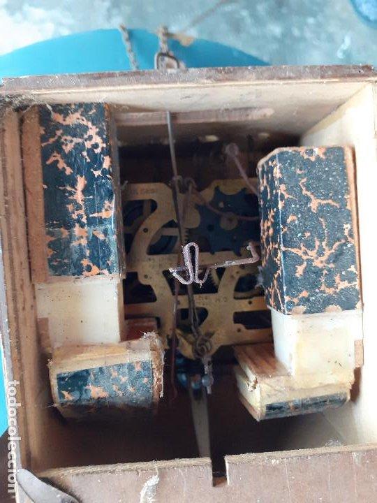Recambios de relojes: Reloj de cuco para piezas o a restaurar - Foto 4 - 207599015