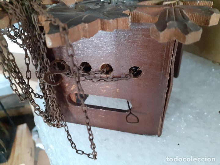 Recambios de relojes: Reloj de cuco para piezas o a restaurar - Foto 5 - 207599015