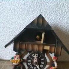 Recambios de relojes: RELOJ ALEMÁN CUCUT, PAJARO. Lote 208406337