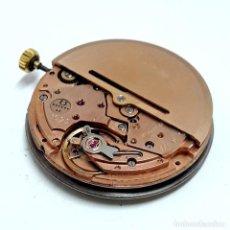 Peças de reposição de relógios: MOVIMIENTO DE RELOJ OMEGA AUTOMATICO CALIBRE 1022 CON ESFERA CORONA Y AGUJAS. Lote 209355643