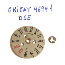 Recambios de relojes: PIEZAS ORIENT 46941. Lote 209700625