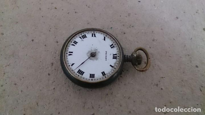 Recambios de relojes: Reloj de bolsillo para piezas - Foto 4 - 210153160