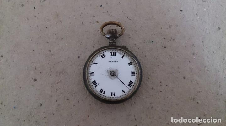 Recambios de relojes: Reloj de bolsillo para piezas - Foto 6 - 210153160