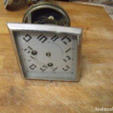 Recambios de relojes: ANTIGUA MAQUINARIA PARIS PARA RELOJ SOBREMESA-AÑO 1870- LOTE 240- FUNCIONAL. Lote 210337696