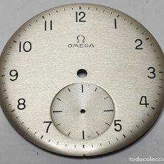 Recambios de relojes: ESFERA ORIGINAL - DIAL RELOJ OMEGA - DIAMETRO 32,54 MM Ø. Lote 210355120