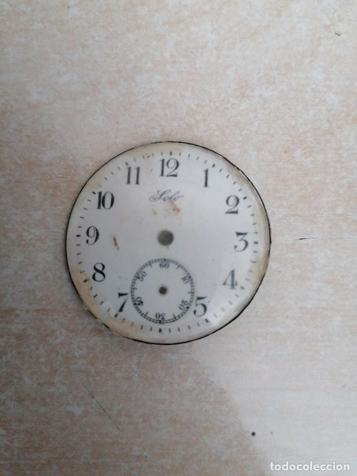 ESFERA RELOJ MARCA LOLO (Relojes - Recambios)