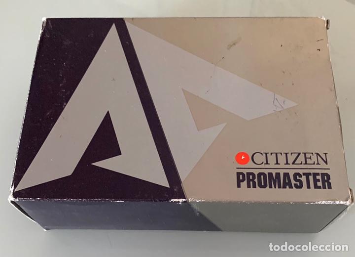 Recambios de relojes: Caja box relojes Citizen Promaster nueva - Foto 2 - 210412935