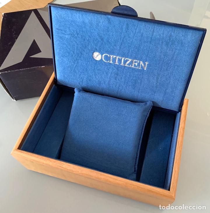 Recambios de relojes: Caja box relojes Citizen Promaster nueva - Foto 4 - 210412935