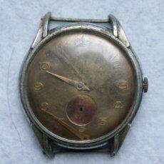 Recambios de relojes: RELOJ PULSERA MECANICO ANTIGUO PARA PIEZAS FECHADO 1923. Lote 210460511