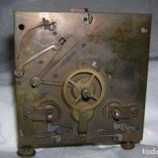 Recambios de relojes: MAQUINARIA PARÍS ? PARA RELOJ DE PARED ANTIGUO. Lote 210610377