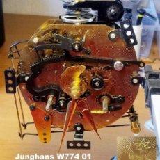 Recambios de relojes: MÁQUINA JUNGHANS W774 01, PROYECTO DE REVISIÓN, REF 81. Lote 210832146