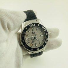 Recambios de relojes: RELOJ TAG HEUER AQUARACER ACERO AUTOMÁTICO CAL. 5. Lote 212786288