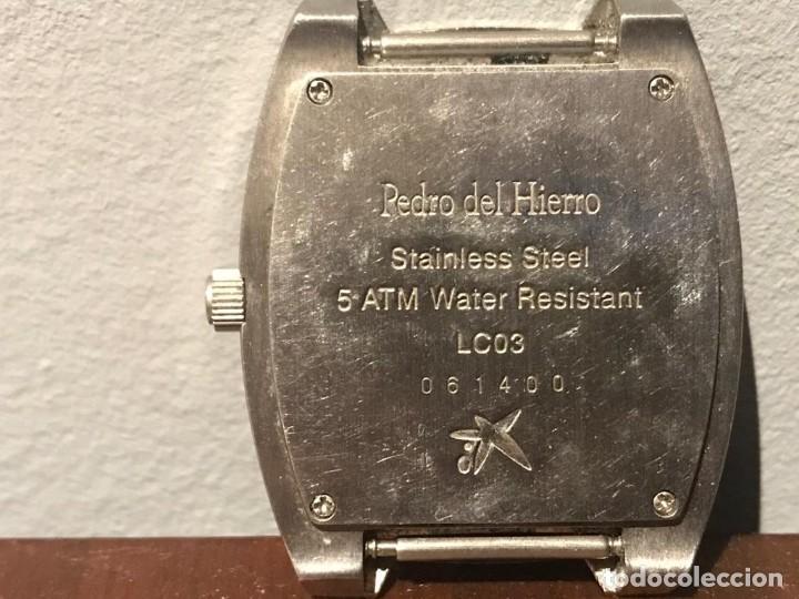 Recambios de relojes: RELOJ PEDRO DEL HIERRO - Foto 2 - 213587461