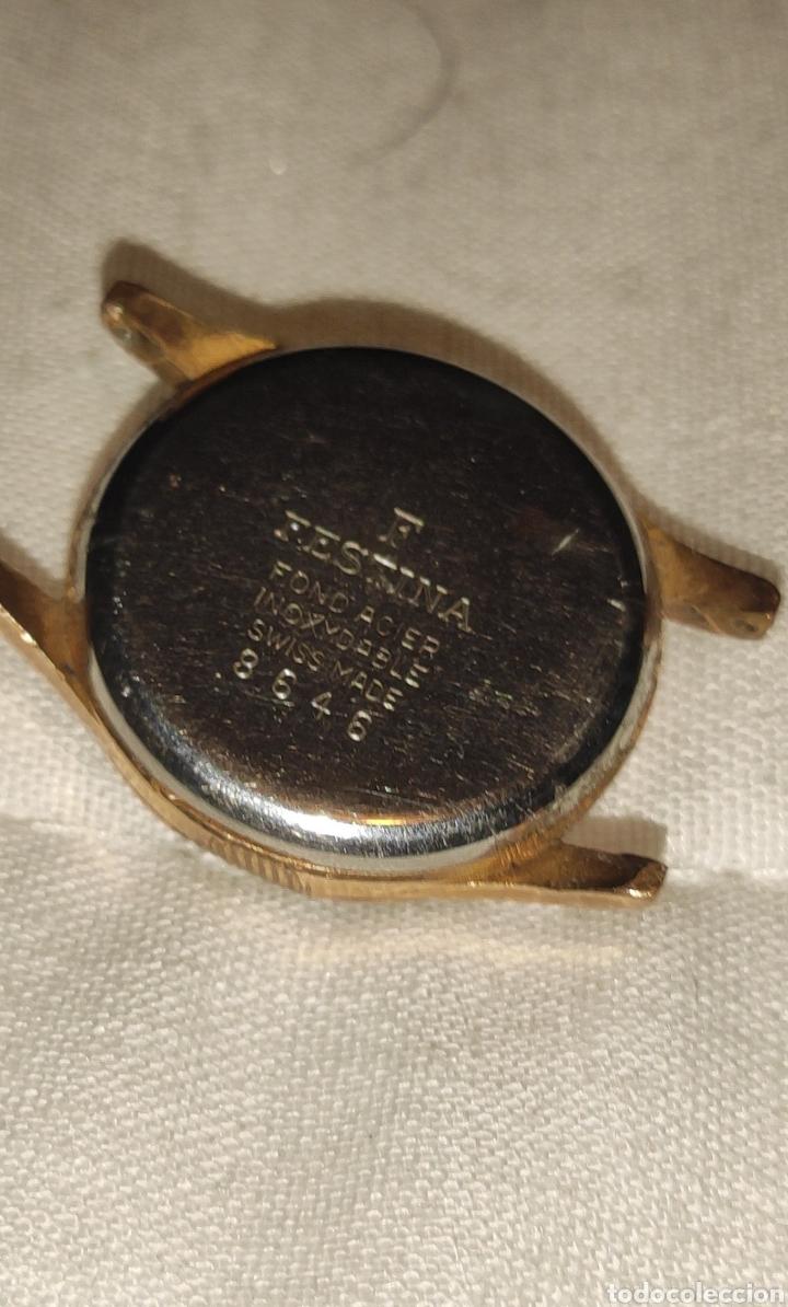 Recambios de relojes: Reloj Festina vintage - Foto 2 - 213917152
