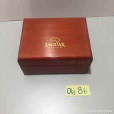 Recambios de relojes: CAJA VACÍA JAGUAR. Lote 214184562