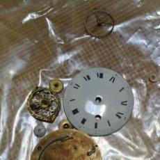 Recambios de relojes: MECANISMO RELOJ CATALINO PARA PIEZAS. Lote 214880457