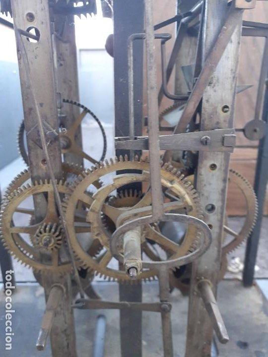 Recambios de relojes: Esqueleto reloj Morez rueda Catalina - Foto 2 - 215286143