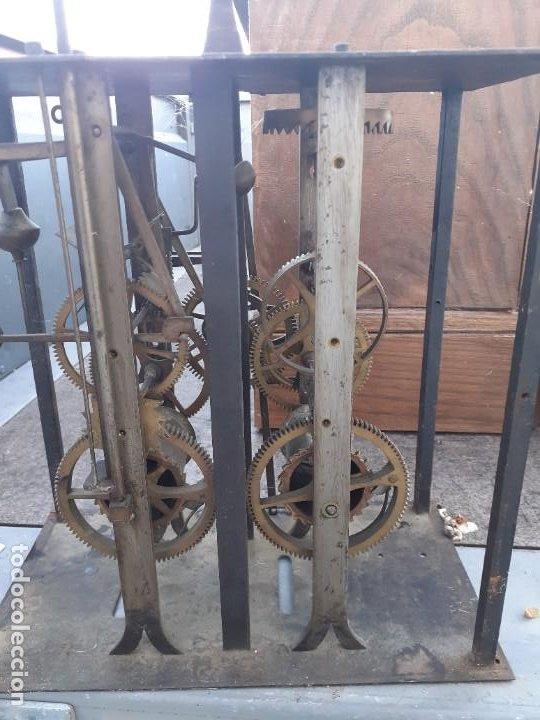 Recambios de relojes: Esqueleto reloj Morez rueda Catalina - Foto 4 - 215286143