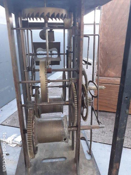 Recambios de relojes: Esqueleto reloj Morez rueda Catalina - Foto 5 - 215286143