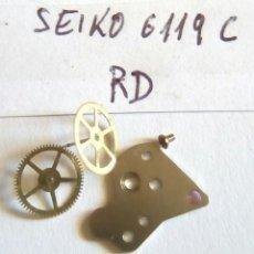 Recambios de relojes: PIEZAS SEIKO 6119 C. Lote 215462972