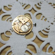 Recambios de relojes: MAQUINARIA DE ANTIGUO RELOJ FESTINA 17 JEWELS. Lote 215727497