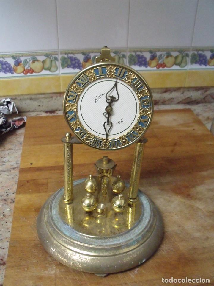 GRAN RELOJ KERN-LANCET PARIS DE 400 HORAS- LOTE 302 (Relojes - Recambios)