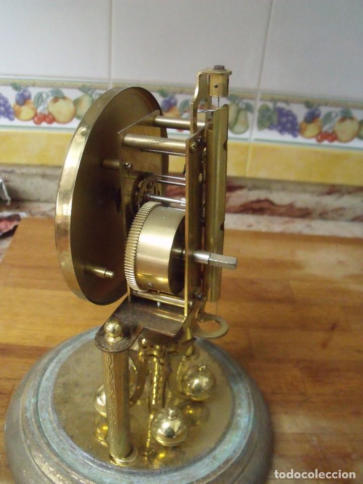 Recambios de relojes: gran reloj KERN-LANCET PARIS DE 400 HORAS- LOTE 302 - Foto 4 - 216433540