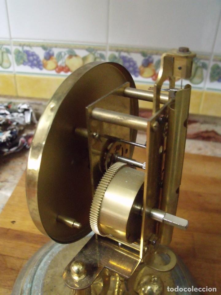 Recambios de relojes: gran reloj KERN-LANCET PARIS DE 400 HORAS- LOTE 302 - Foto 5 - 216433540