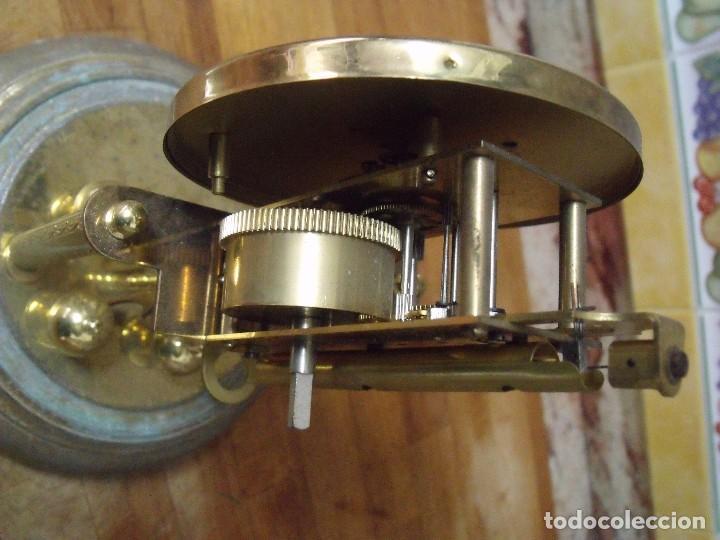 Recambios de relojes: gran reloj KERN-LANCET PARIS DE 400 HORAS- LOTE 302 - Foto 6 - 216433540