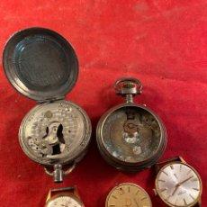 Recambios de relojes: RECAMBIOS PIEZAS RELOJ. Lote 217777517