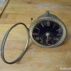 Recambios de relojes: ANTIGUA MAQUINARIA PARIS PARA RELOJ SOBREMESA-AÑO 1870- LOTE 309- VALIDA PARA CUALQUIER RELOJ PARIS. Lote 219465102