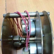 Recambios de relojes: MECANISMO ELÉCTRICO DE RELOJERÍA.. Lote 219524180
