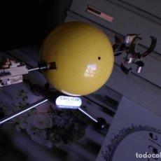 Recambios de relojes: ANTGUA MAQUINARIA SIMULATOR MODELO SATELOTE FINAL TEST SWISS-MADE PARA RELOJERIA. Lote 220846760