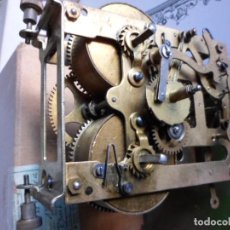 Recambios de relojes: MAQUINARIA PARA RELOJ CARRILLON. Lote 221403351