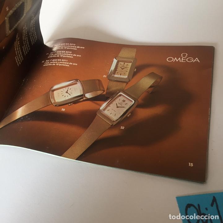 Recambios de relojes: Catálogo reloj omega antiguo - Foto 2 - 221513288