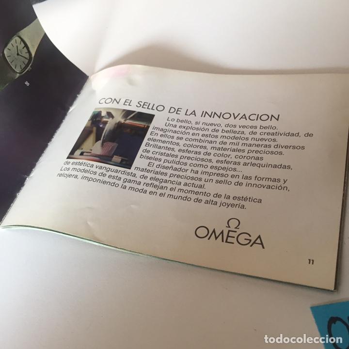Recambios de relojes: Catálogo reloj omega antiguo - Foto 3 - 221513288