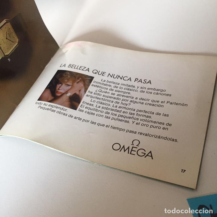 Recambios de relojes: Catálogo reloj omega antiguo - Foto 4 - 221513288