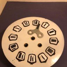 Recambios de relojes: MAQUINARIA DE RELOJ OJO DE BUEY. Lote 221632575