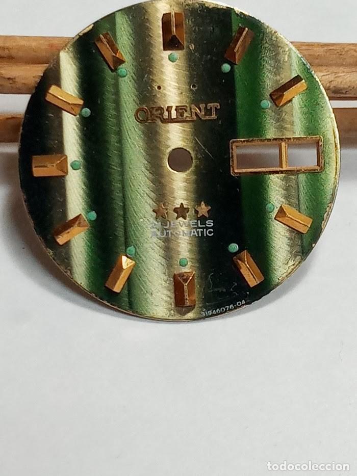 ORIENT - 1946 - ESFERA - (CD-X1046) (Relojes - Recambios)