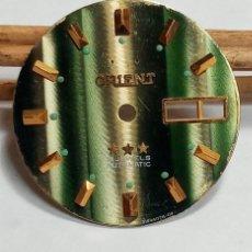Recambios de relojes: ORIENT - 1946 - ESFERA - (CD-X1046). Lote 221676995