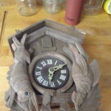 Recambios de relojes: ANTIGUO CUCO DE LA SELVA NEGRA DE ALEMANIA- LOTE 314. Lote 221937838