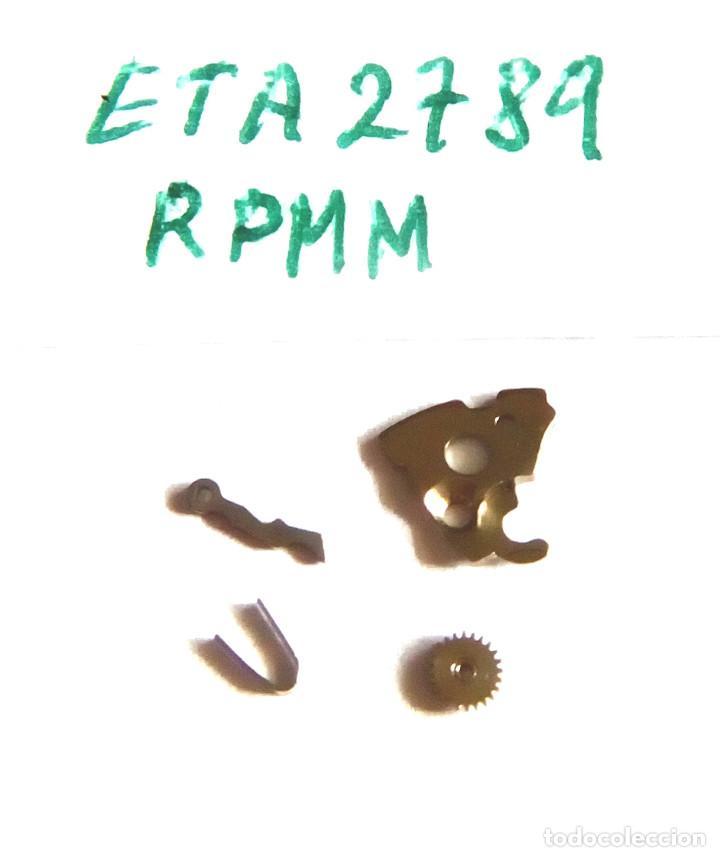 PIEZA ETA 2789 (Relojes - Recambios)