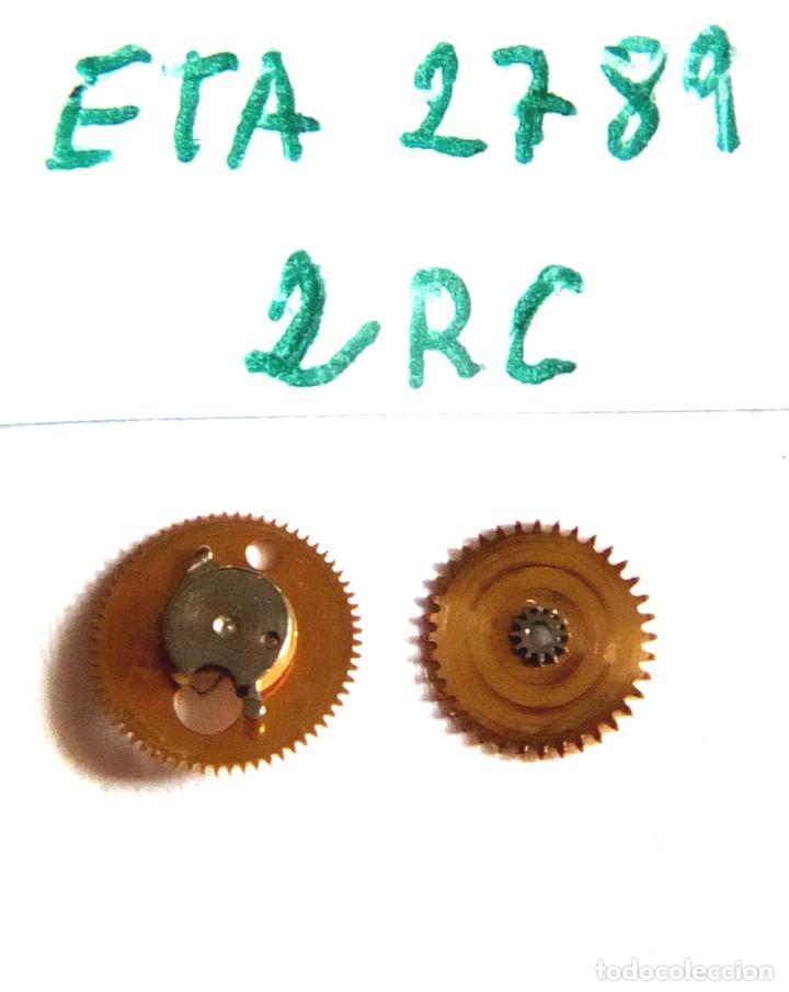 ⏰ PIEZA ETA 2789 (Relojes - Recambios)