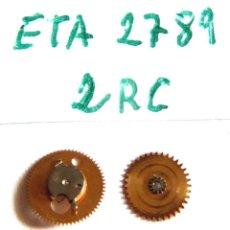 Recambios de relojes: ⏰ PIEZA ETA 2789. Lote 222052488