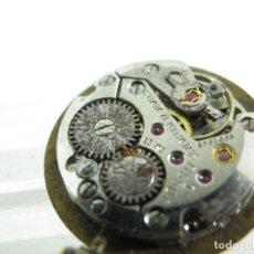 Recambios de relojes: FORNITURA ORIGINAL MAQUINA MECANICA TISSOT COMPLETA VOLANTE OK LOTE WATCHES. Lote 222270683