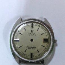 Recambios de relojes: CAJA Y ESFERA OMEGA AUTOMATIC SEAMASTER CÒSMIC ACERO 34 MM DIAMETRO, ORIGINAL SUIZA. Lote 222386905