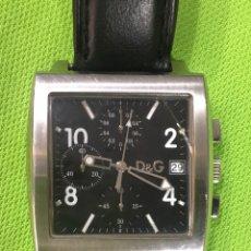 Recambios de relojes: RELOJ D&G TIME CHRONOGRAPH. Lote 222624103