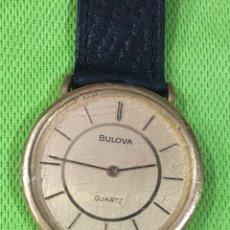 Recambios de relojes: RELOJ BULOVA QUARTZ. Lote 222626872